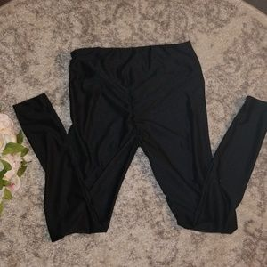 Pants - Scrunch Booty Textured Leggings